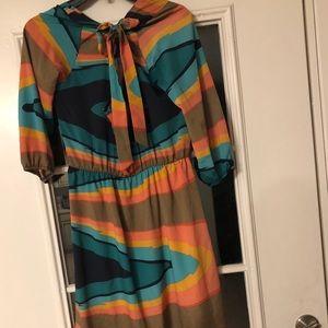 High low super cute boutique dress